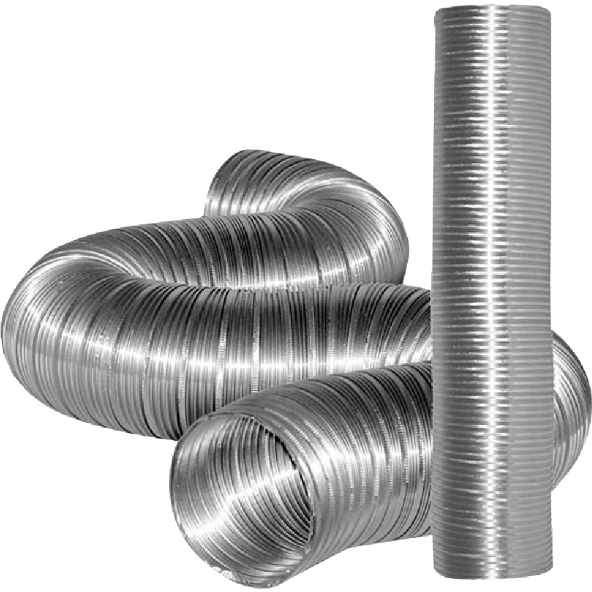 Dundas Jafine MFX58X Aluminum Duct-5X8 ALUM FLEXIBLE DUCT