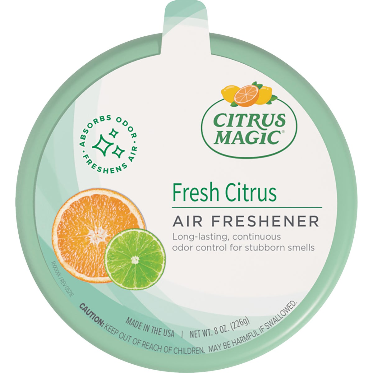 Beaumont Prod. Citrus Magic Solid Air Freshener-SOLID AIR FRESHENER