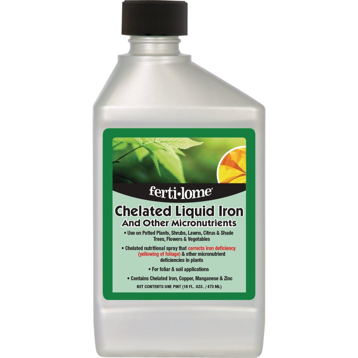 VPG Fertilome 10625 Ferti-lome Iron Liquid Plant Food-16 OZ IRON at Sears.com