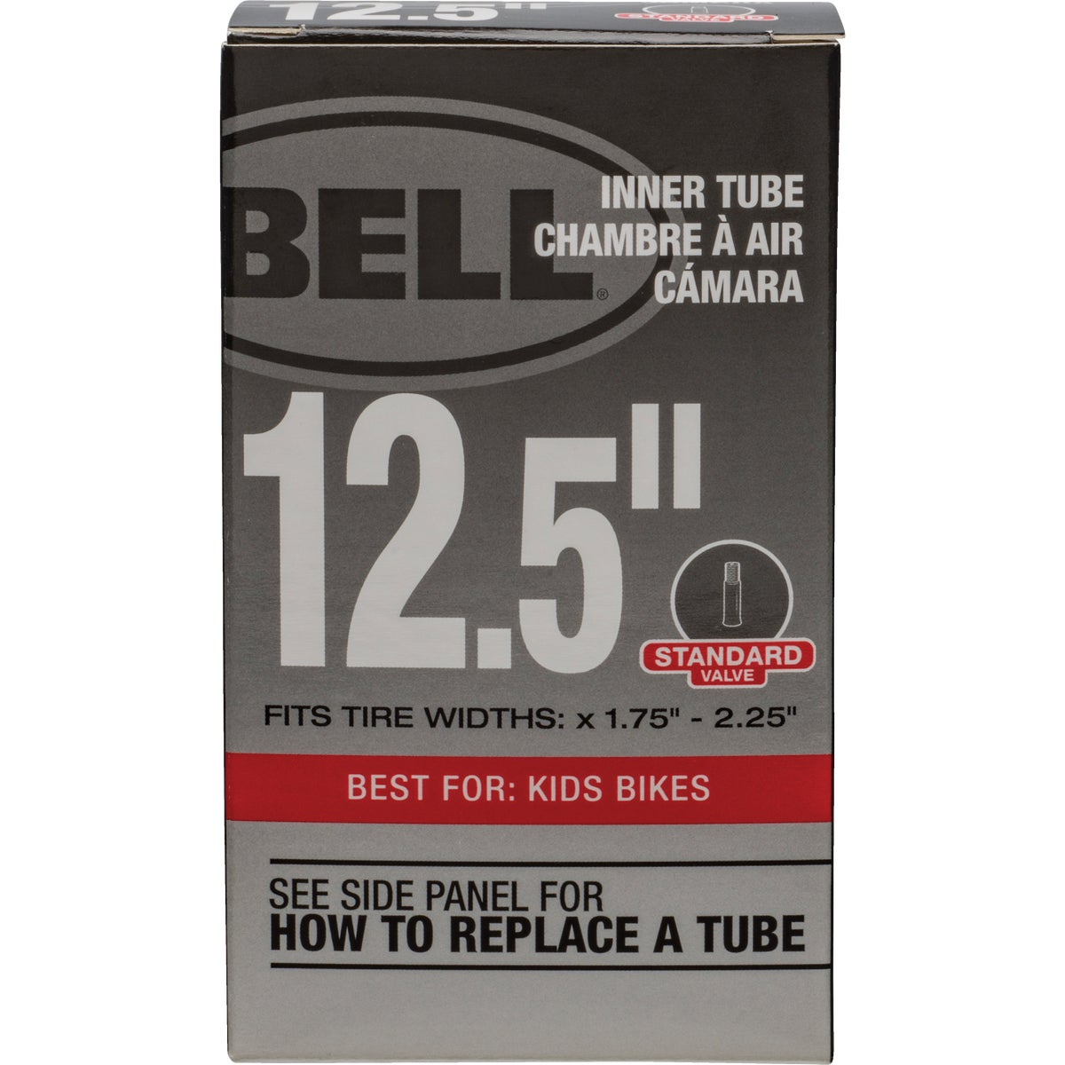 """Bell Sports Premium Quality Rubber Bicycle Tube-12.5"""" UNIVRSL INNER TUBE at Sears.com"""