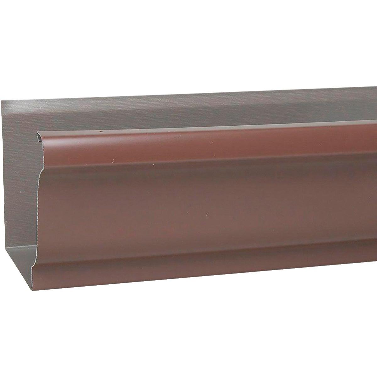 "5"" BRN STANDARD GUTTER - 2400219120 by Amerimax Home Prod"