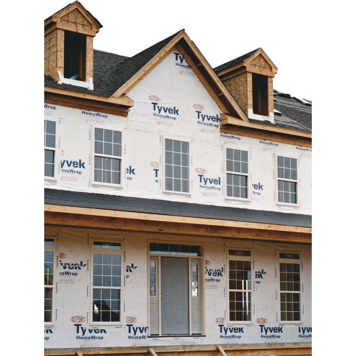 10X100 TYVEK HOUSE WRAP - D13406514 by Hallmark Bld Supply