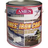 Ames Iron Coat Elastomeric Roof Coating, Gallon