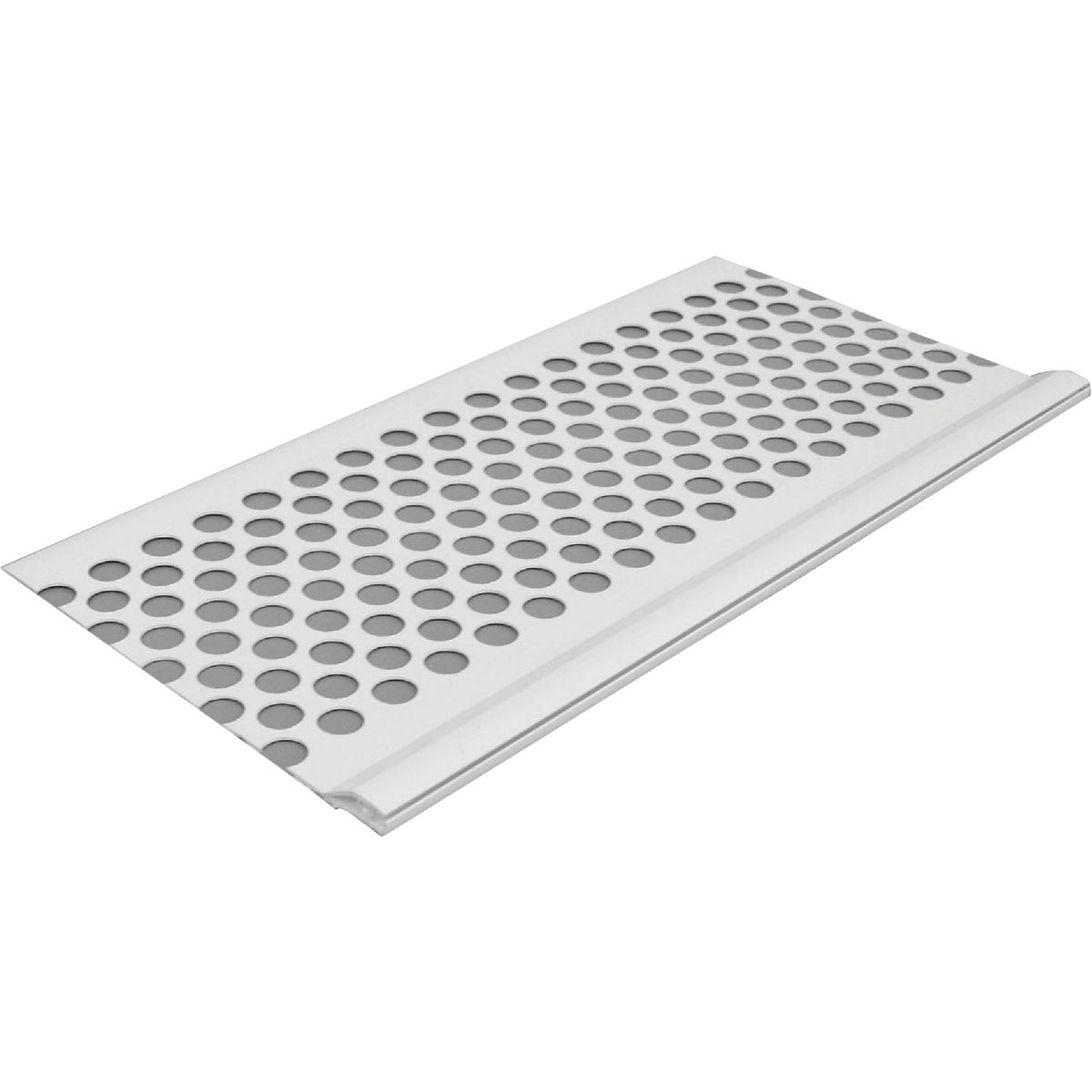 5' WHITE GUTTER GUARD - AW115 by Genova Products