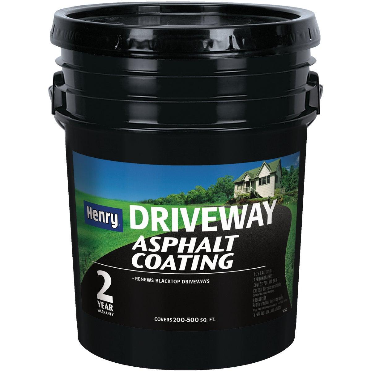 5GL ASPHALT DRWY COATING - HE130074 by Henry Company