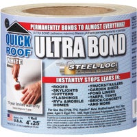 Quick Roof Ultra Bond Instant Self-Adhesive Roof Repair, UBW425