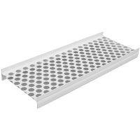 Genova Building Products 5' WHT GUTTER GUARD RW115