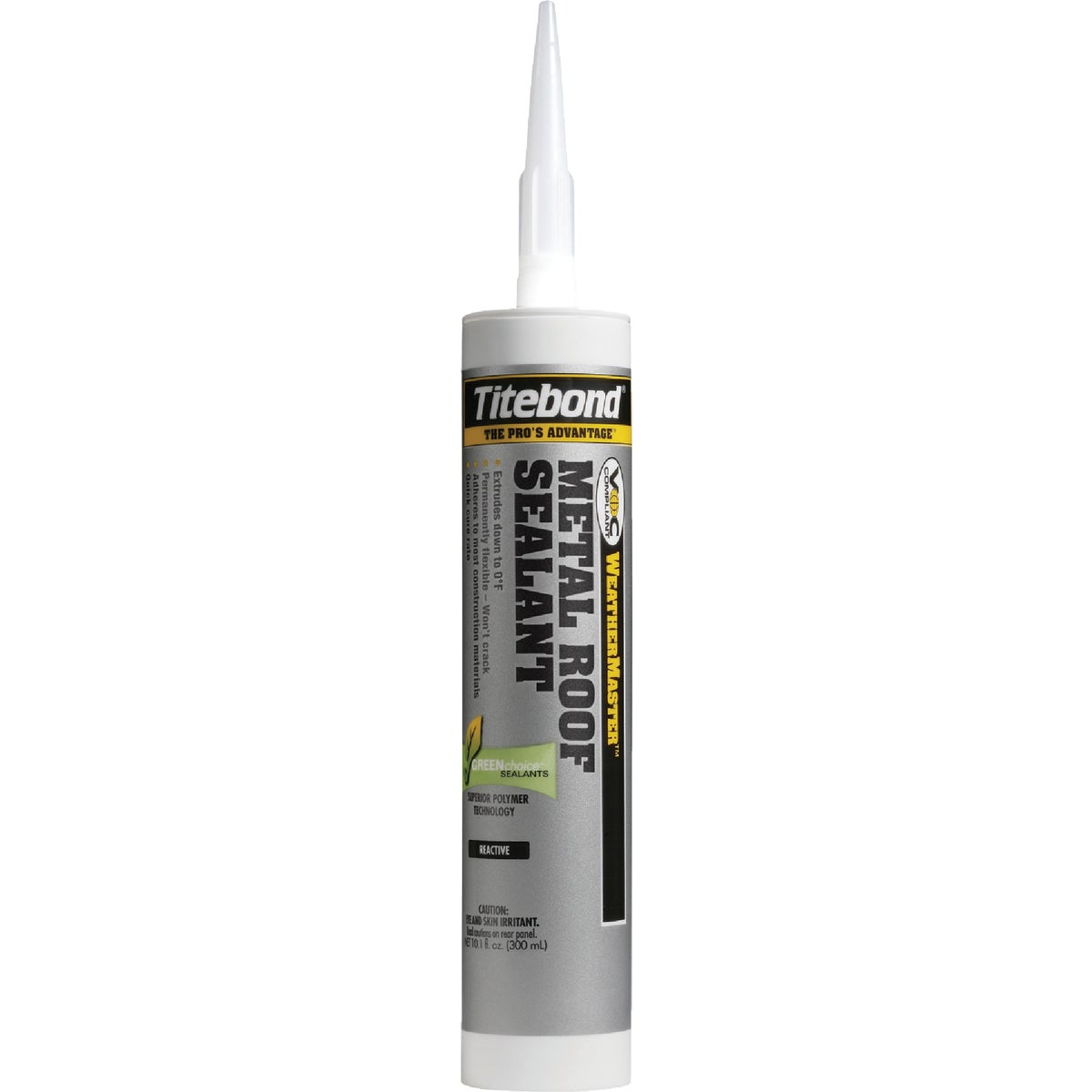 10OZ WHITE METAL SEALANT