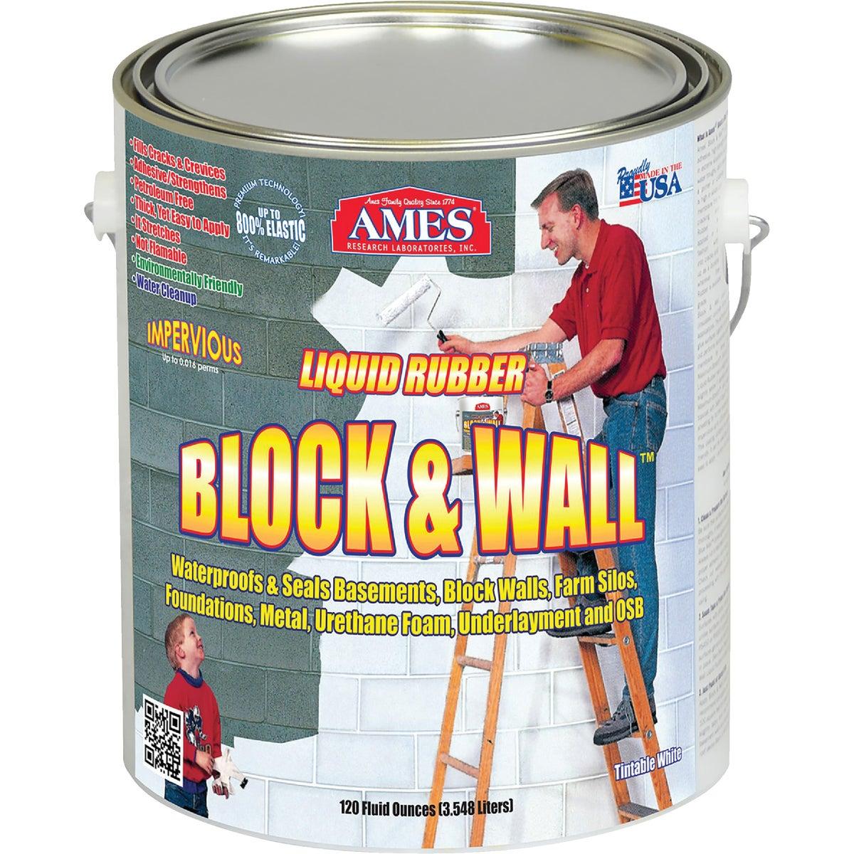 Block & Wall Liquid Rubber Membrane Basement Waterproofing Coating