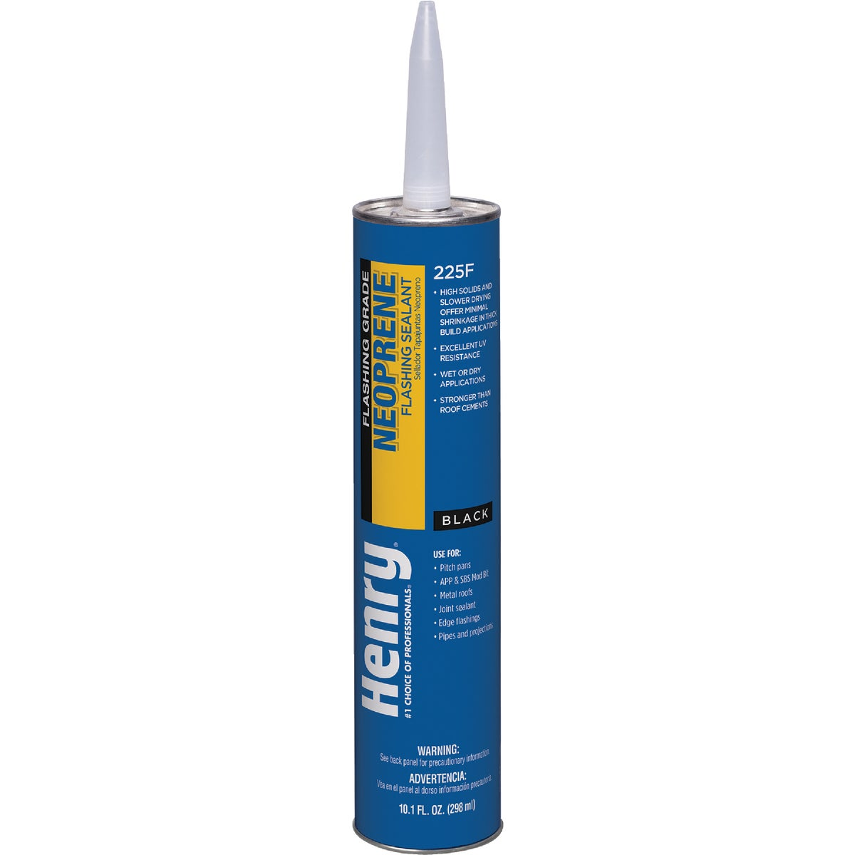 11OZ NPRN FLASH SEALANT - HE225F104 by Henry Company