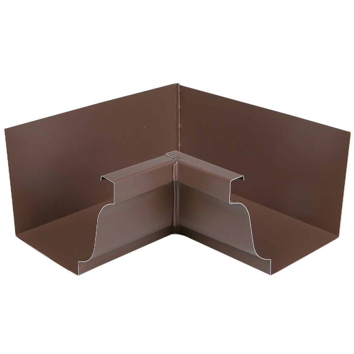 BROWN INSIDE MITRE - 2520119 by Amerimax Home Prod