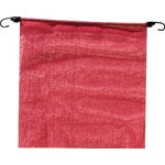 Bungee Red Caution Flag