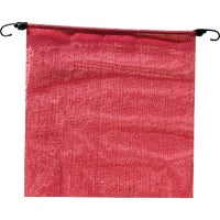 Red Bungee Safety Flag