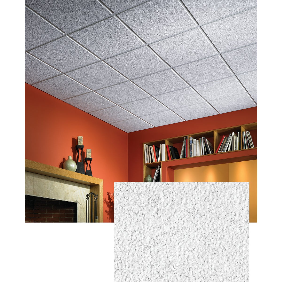 2X2 LUNA CEILING PANEL - R76775 by Usg Interiors