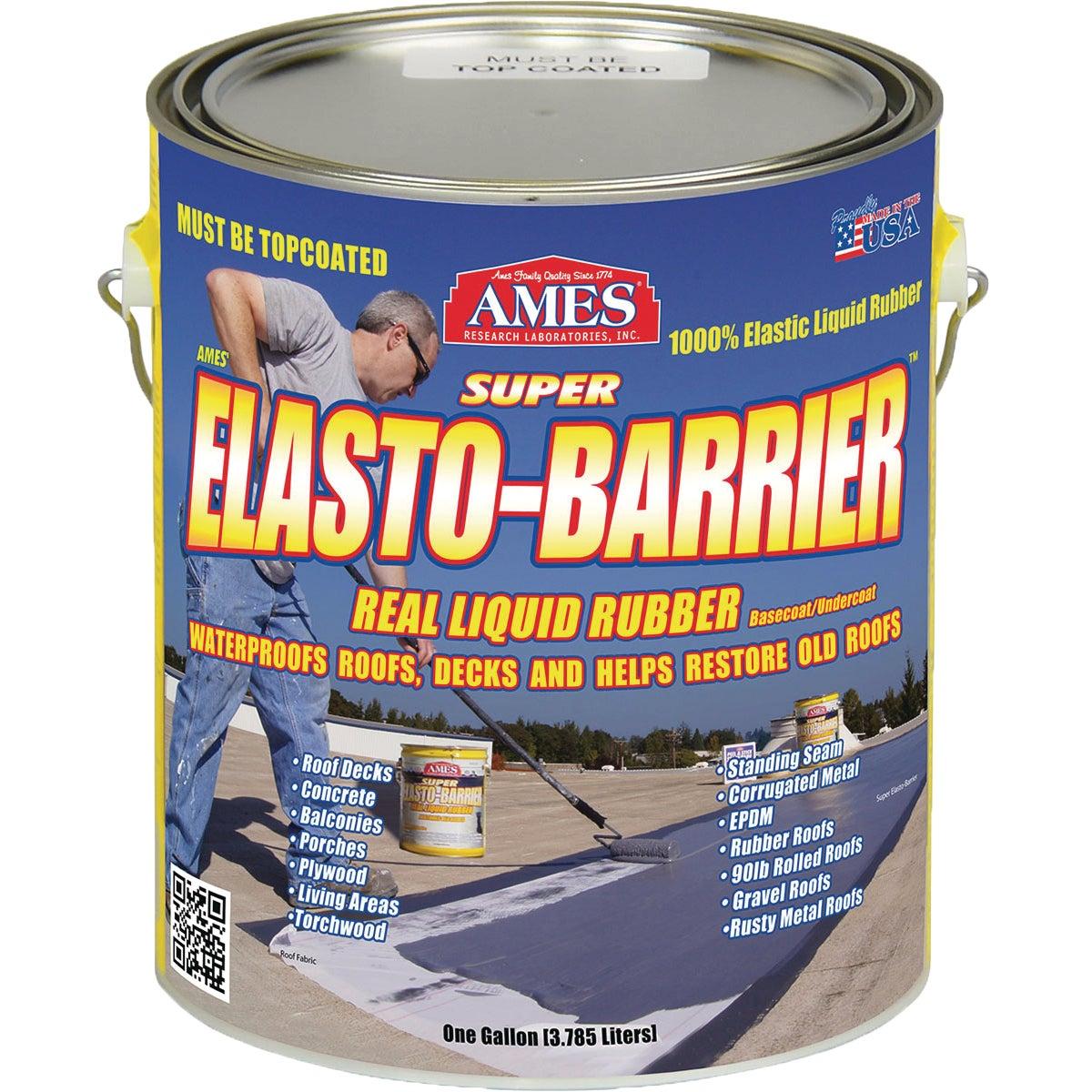Super Elasto-Barrier