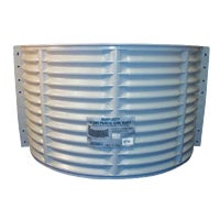 Amerimax Home Prod. PLASTIC AREA WALL 75210-24