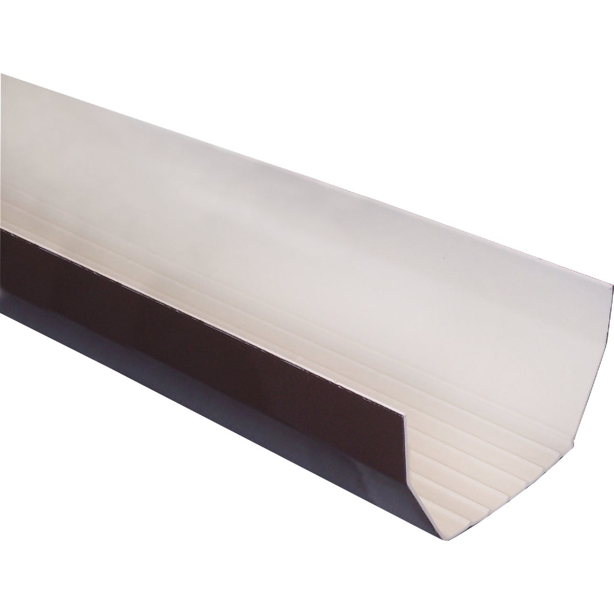 "5"" BRN VINYL GUTTER - RB100 by Genova Products"