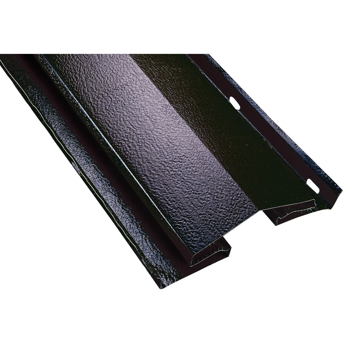 10' BLK ALUM RIDGE VENT - 84403 by Air Vent Inc