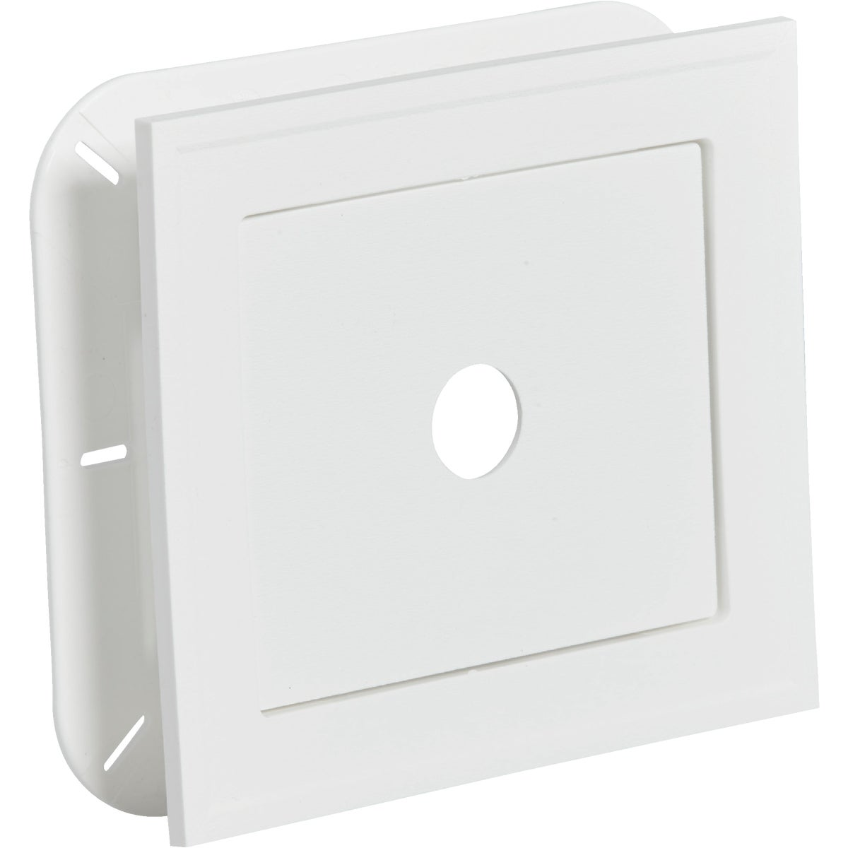 WHITE UNIVERSAL J-BLOCK - UNIBLOCK PW by Alcoa Home Exteriors