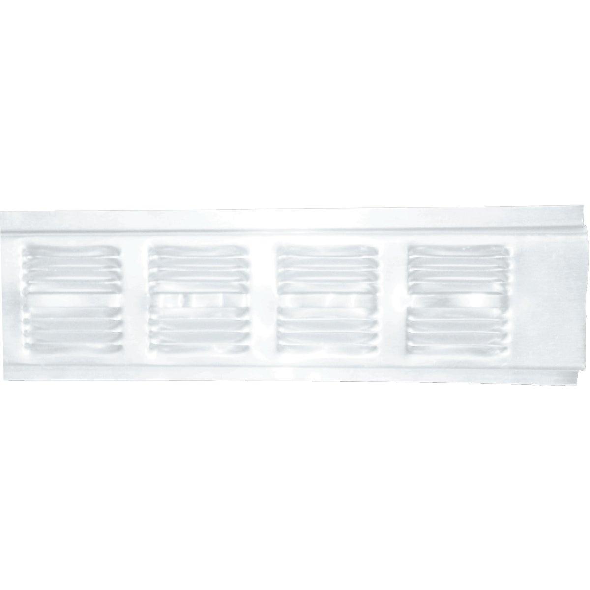 Air Vent Continuous Aluminum Soffit and Under Eave Vent - Retrofit, 84302