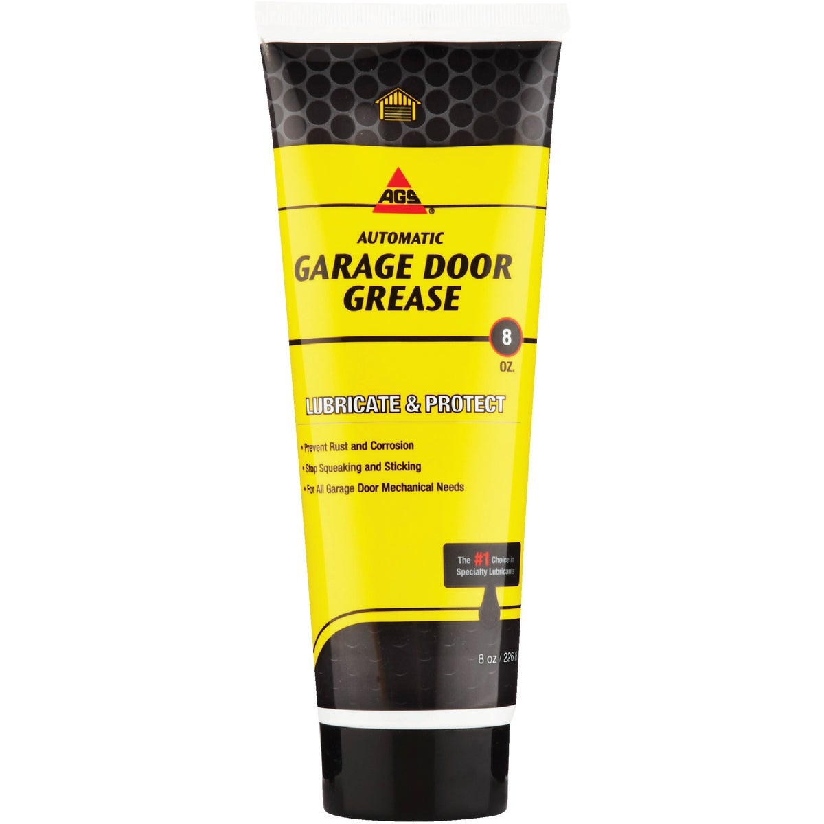 8OZ GARAGE DOOR GREASE - GDL-8 by A G S Company