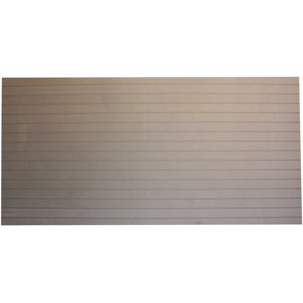 4X8 PAINT GRADE SLATWALL - GPGRU01-03S-000 by Garage Escape