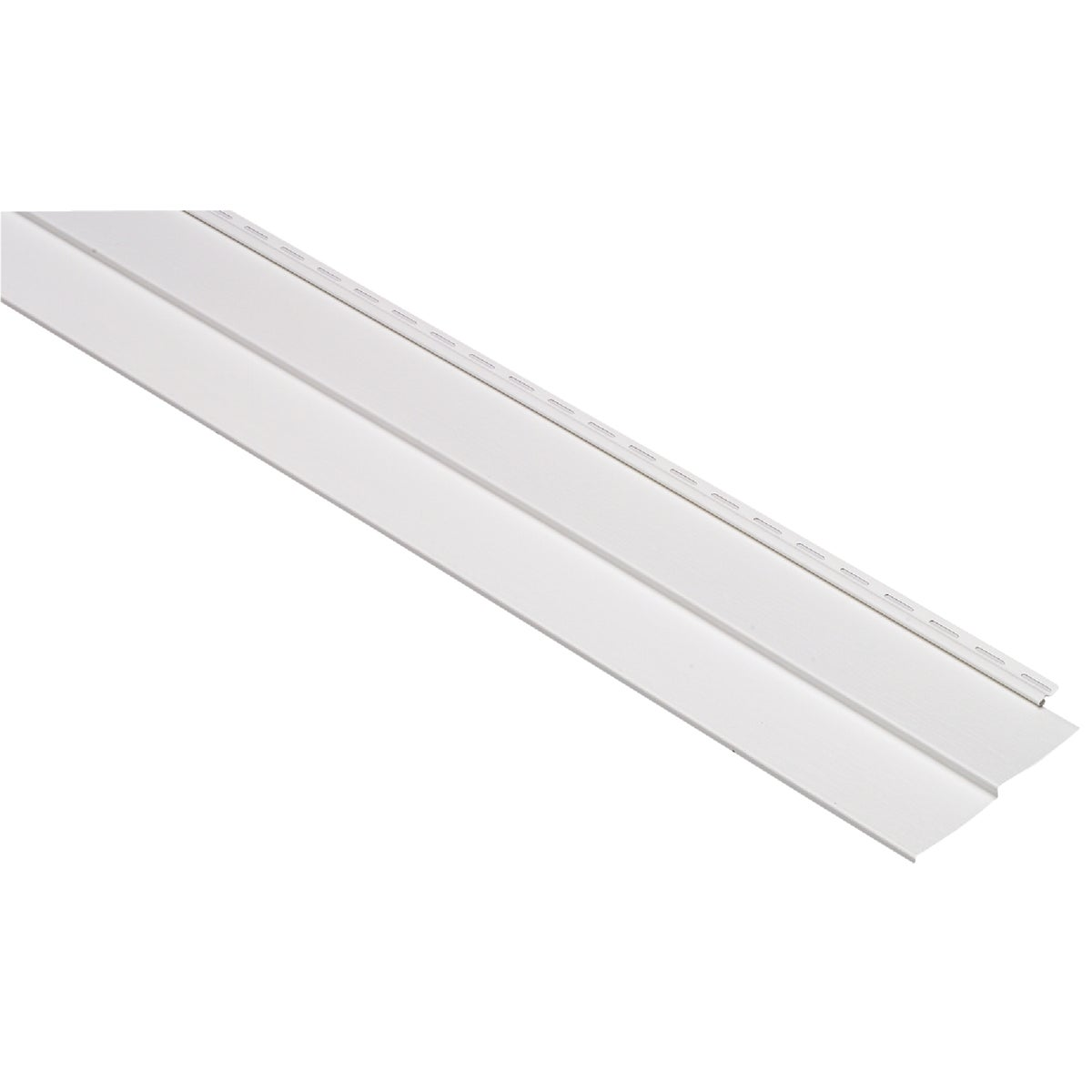 D4 WHITE FR VINYL SIDING - 157166 by Bluelinx