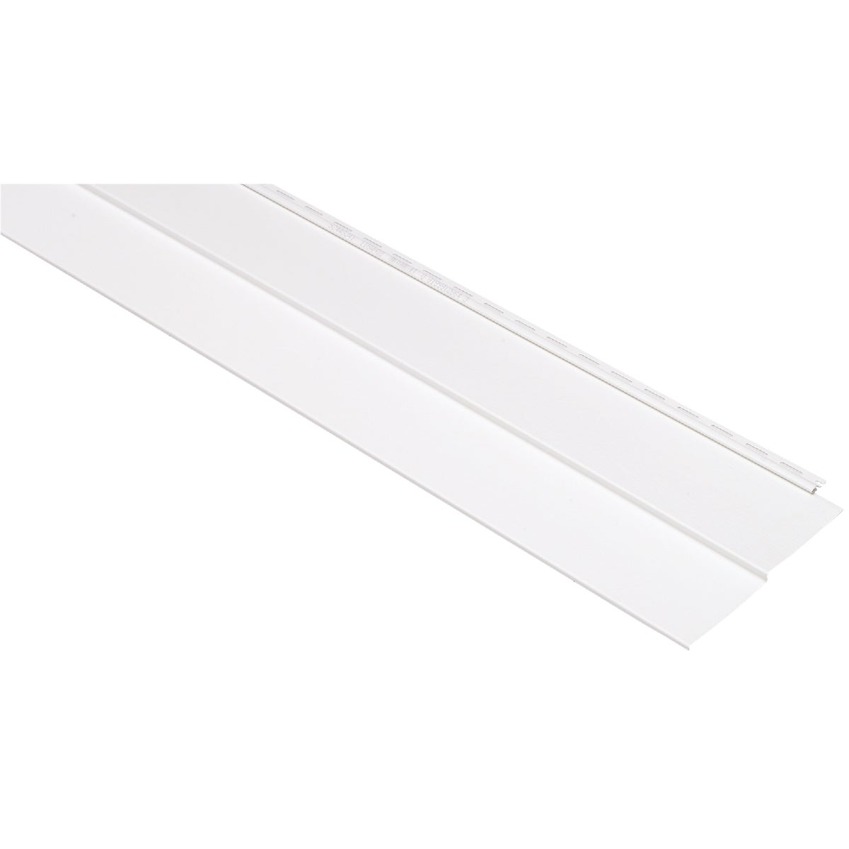 D5DL WHT SR VINYL SIDING - 259651 by Bluelinx