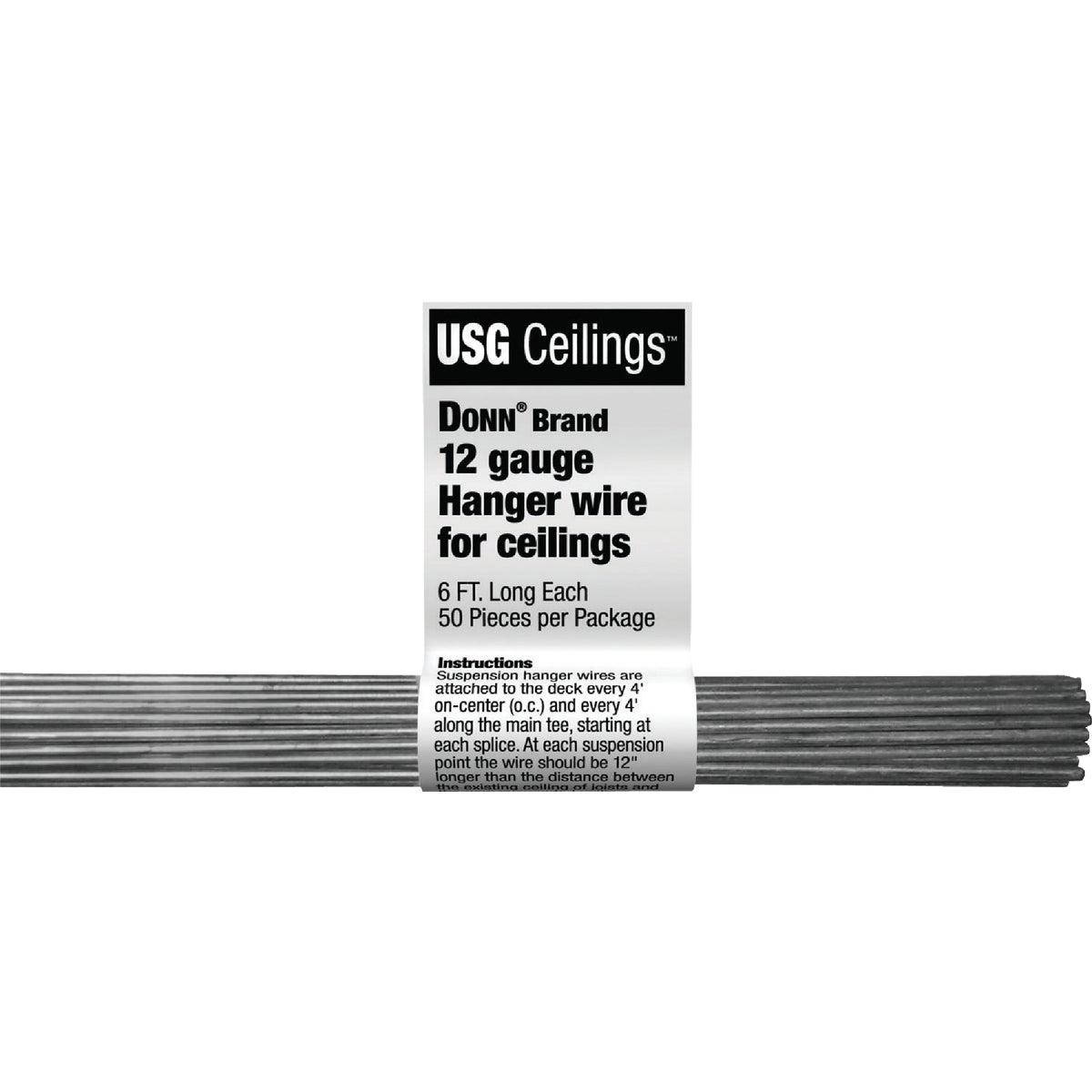 50Pc 6' Grid Wire Hanger
