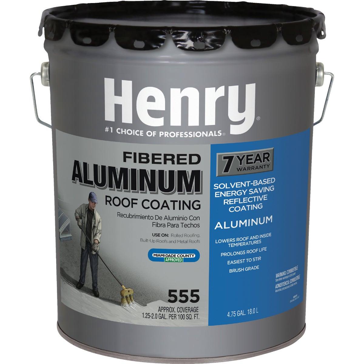 5GL ALUMINUM RF COATING - HE555019 by Henry Company
