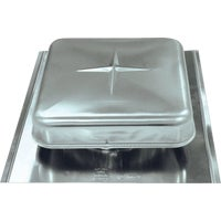 Airhawk 50 In. Galvanized Square Roof Vent, RVG51000