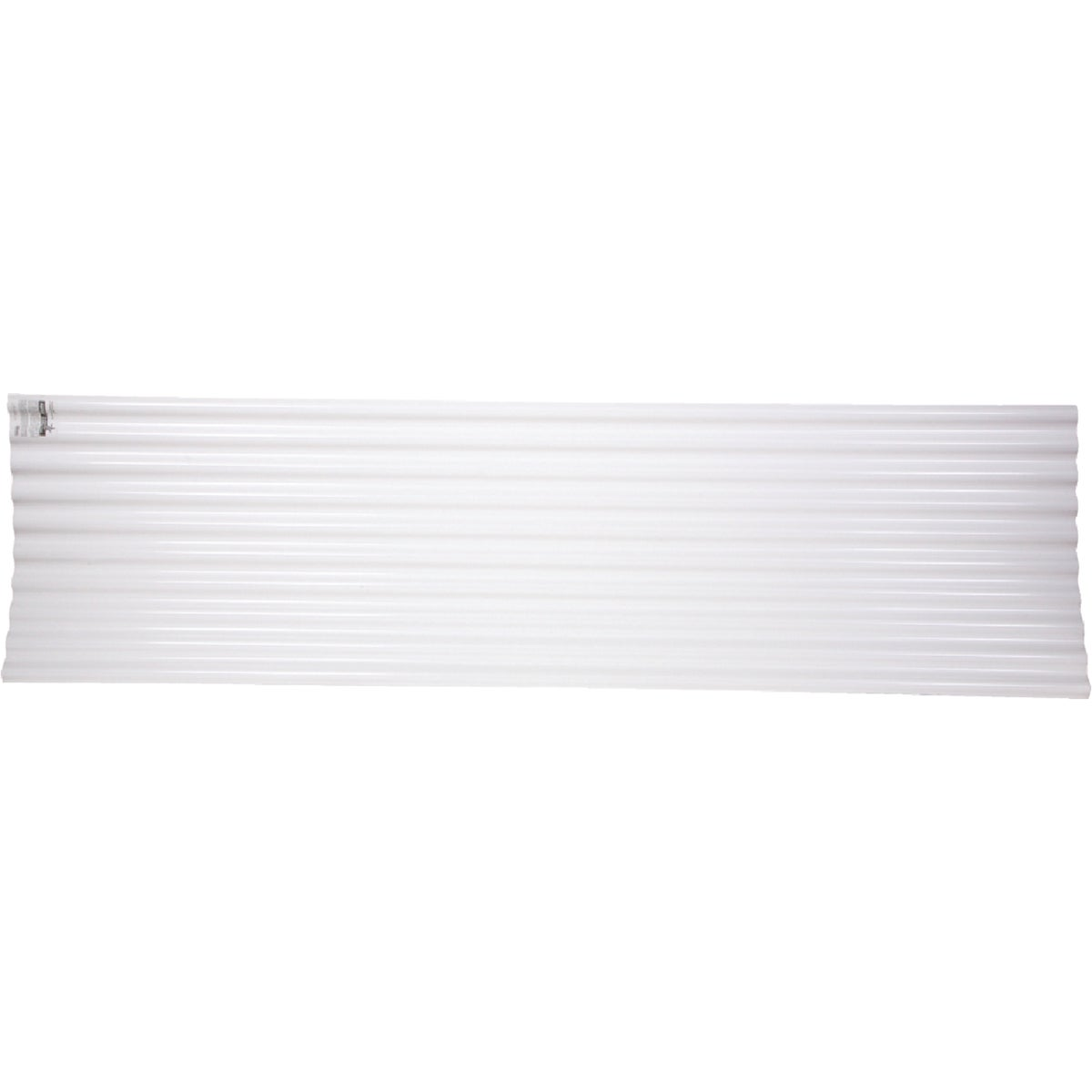 8' WHT CORGTD PVC PANEL - 120115 by Ofic North America