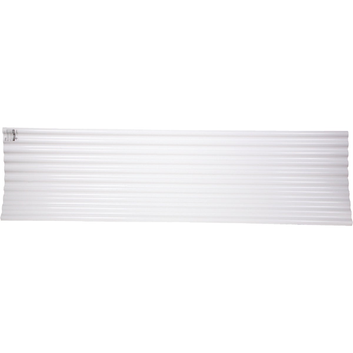 12' WHT CORGTD PVC PANEL - 120139 by Ofic North America