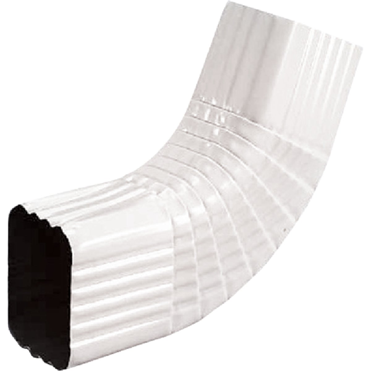 2X3 WHT B-ELBOW - 27065 by Amerimax Home Prod