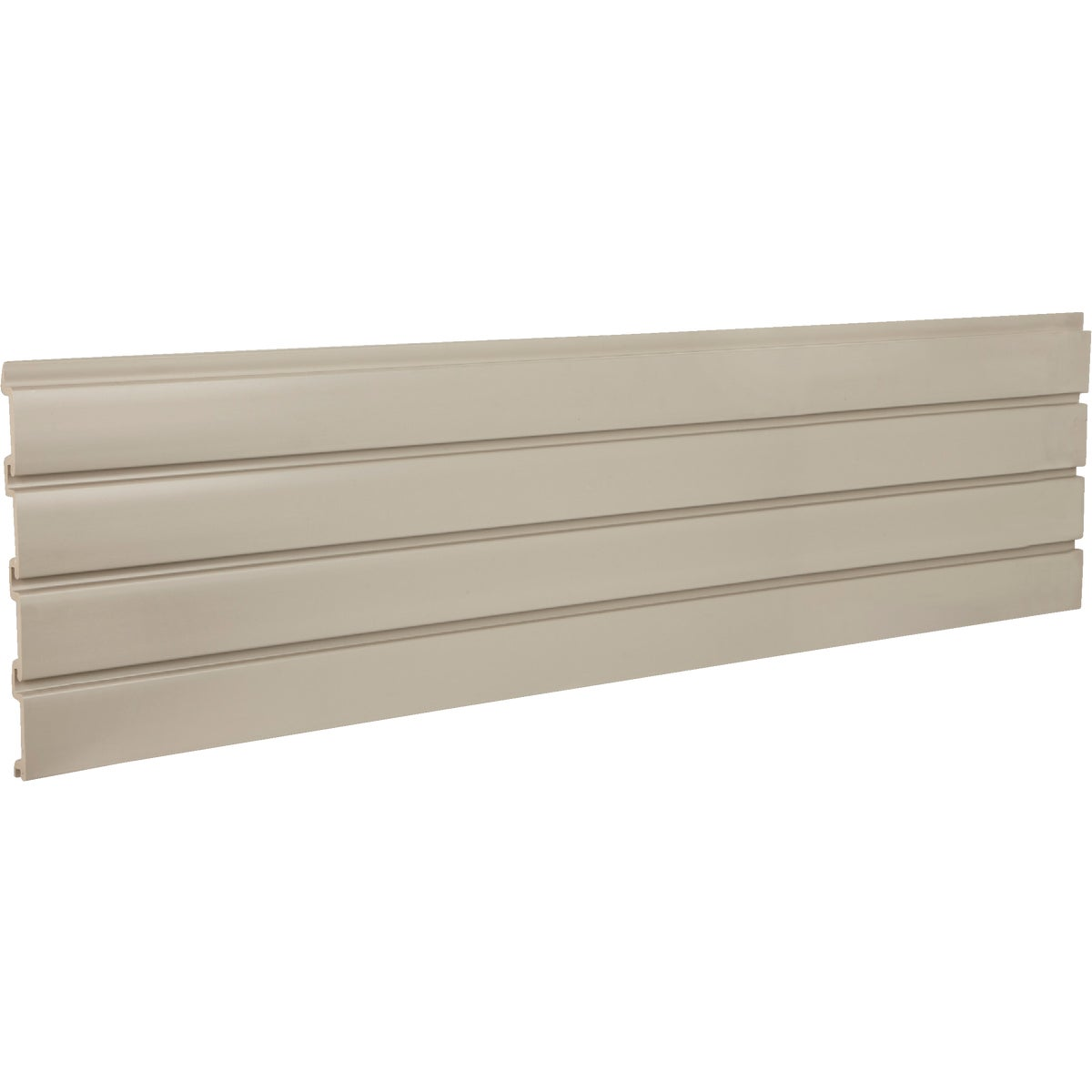 4' TAN SLATWALL - SW04 by Suncast Corporation