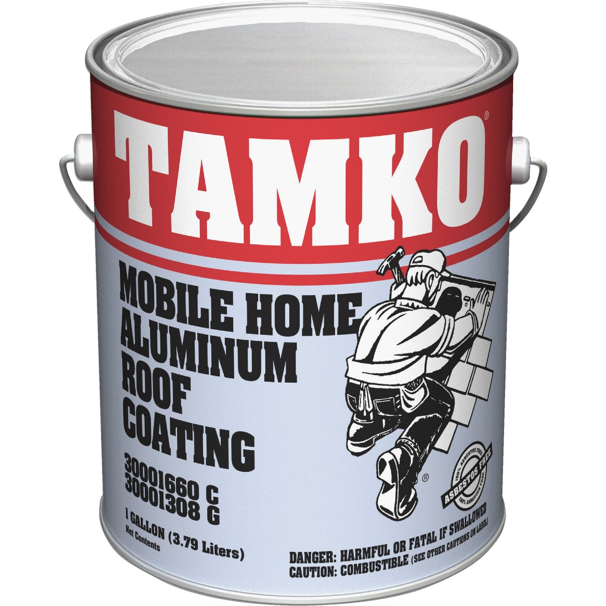 GAL MBL/HM ROOF COATING - 30001660 by Tamko Bldg Prod Inc
