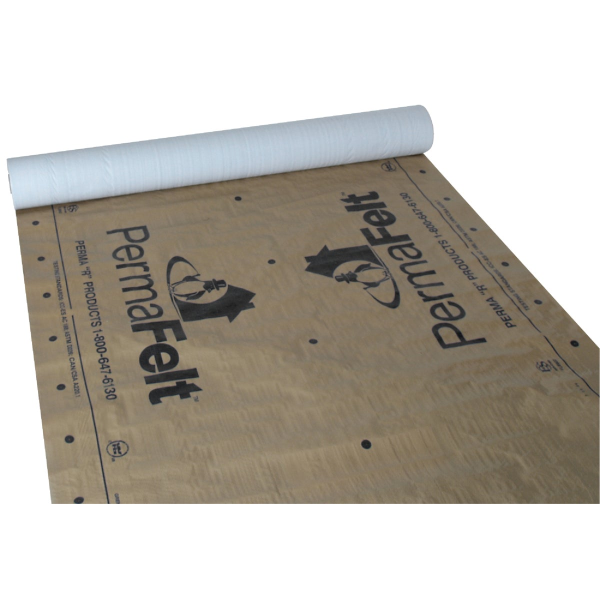 "48""X250' PERMA FELT GOLD - 48250 by Perma R Products"