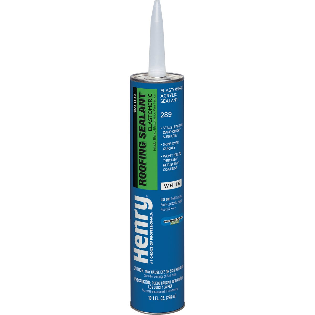 11OZ WHITE ROOF SEALANT - HE289104 by Henry Company
