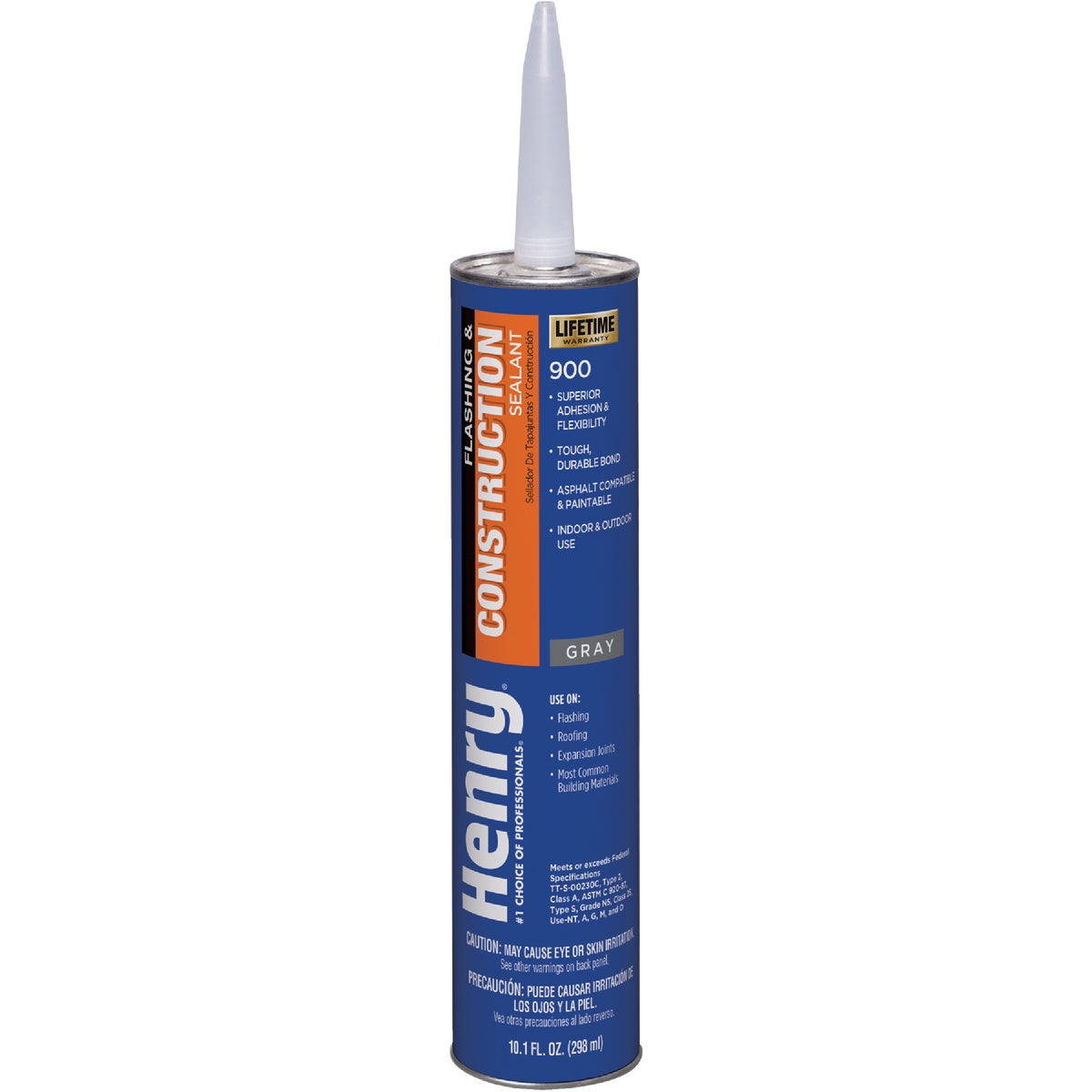 11OZ CONST/FLASH SEALANT - HE900104 by Henry Company