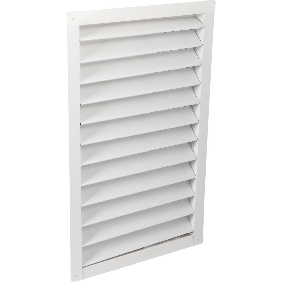 14X24WHT ALM WALL LOUVER - 81232 by Air Vent Inc