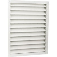 Air Vent Inc 18X24WHT ALM WALL LOUVER 81237