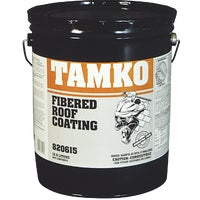 Tamko Build. Prod. Inc. 5GAL FIBER ROOF COATING 30001647