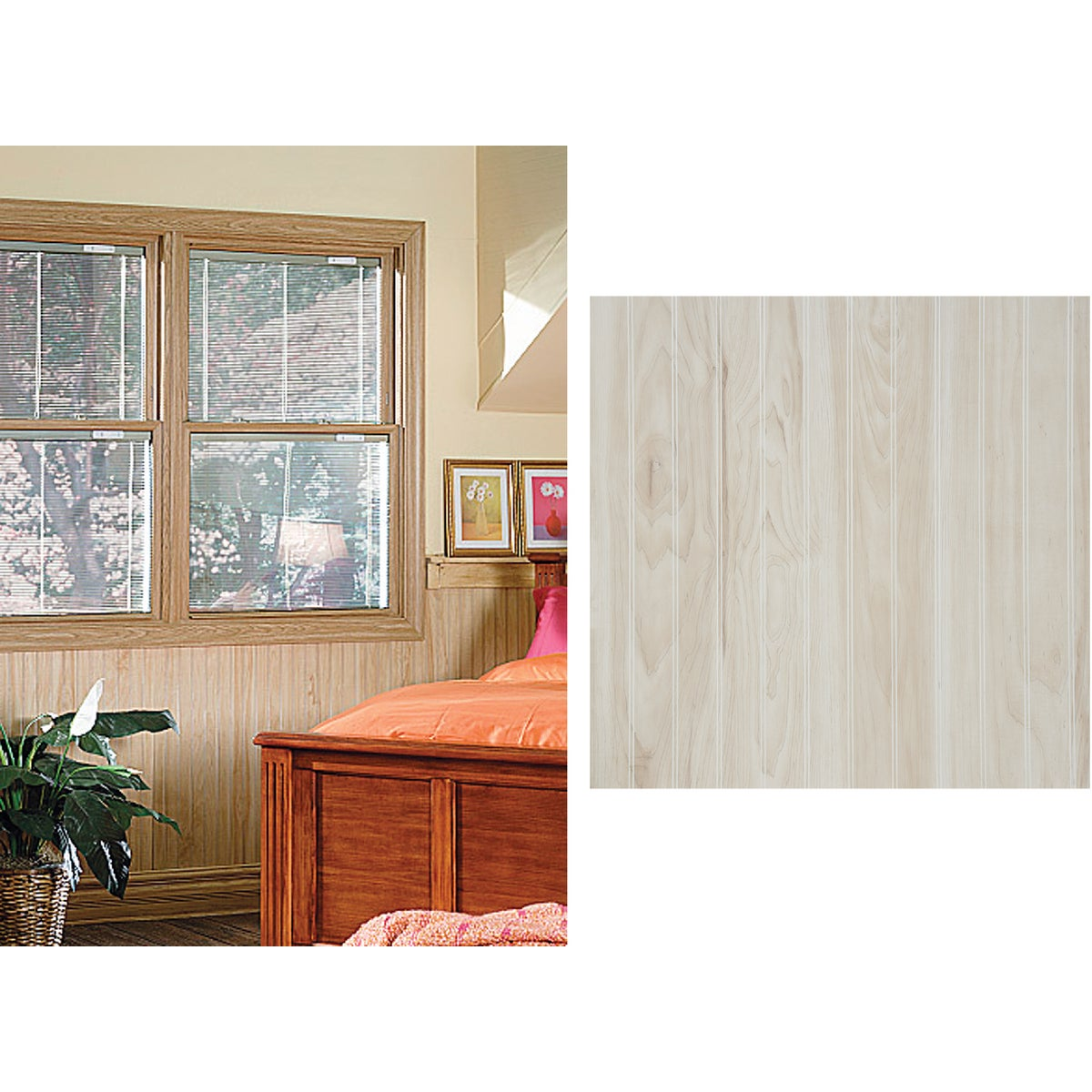 """1/8"""" FROSTED MAPLE PANEL"""