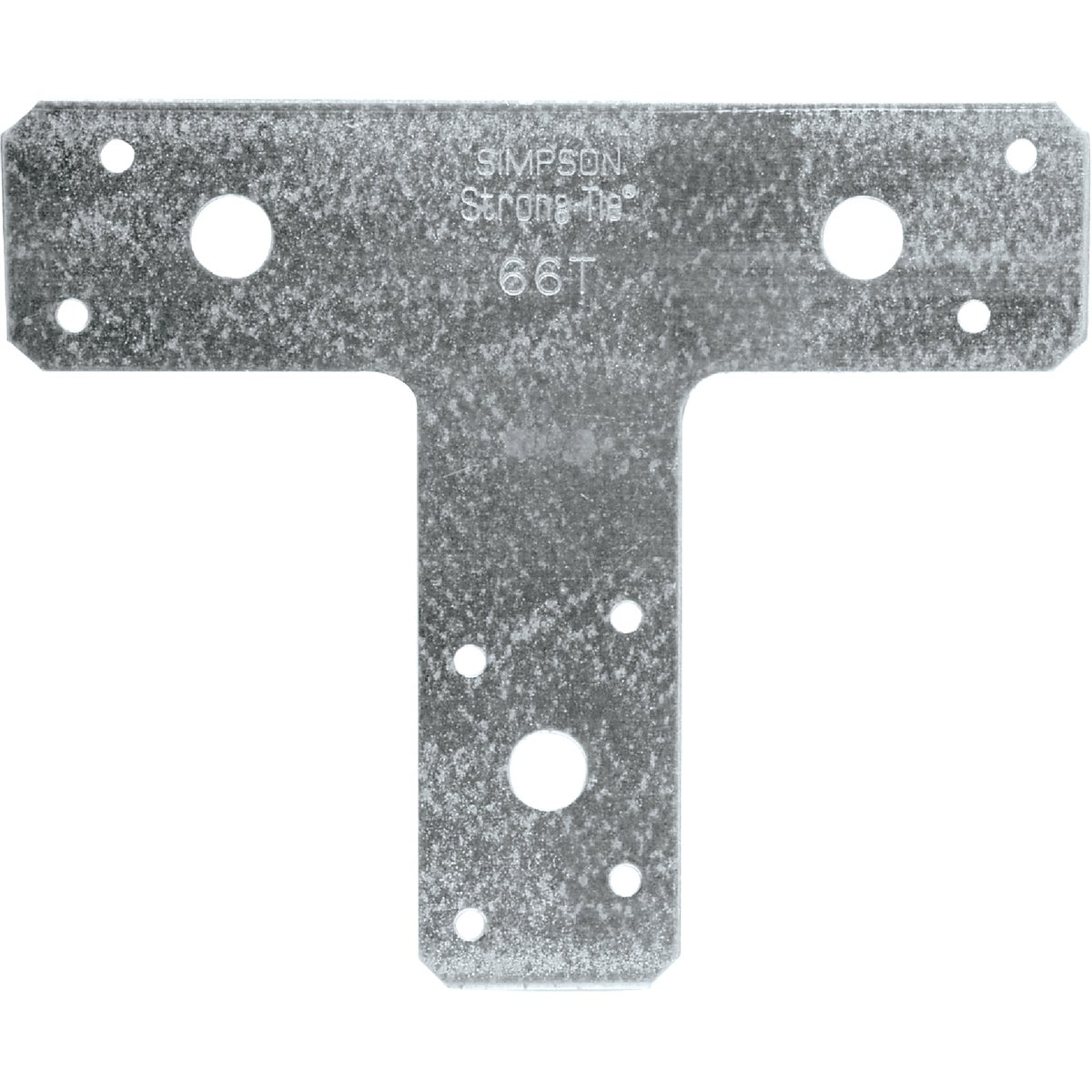 "6""X6"" T-STRAP - 66T by Simpson Strong Tie"