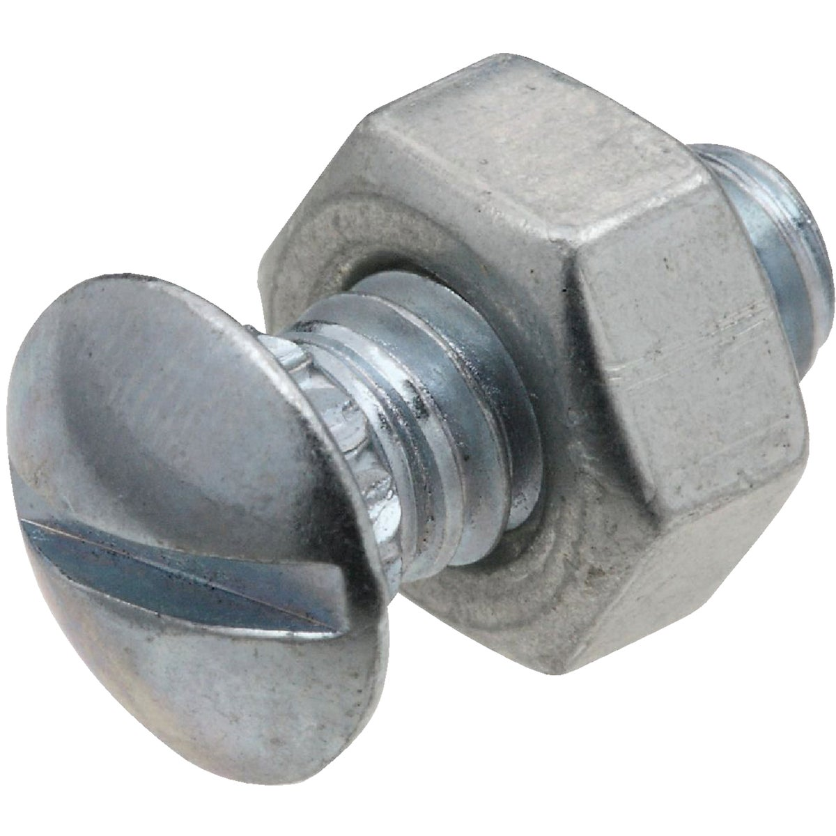 12PK RIBBED NUTS & BOLTS - N280875 by National Mfg Co