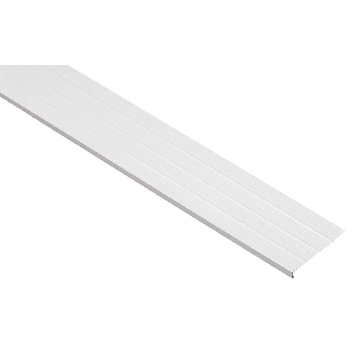 "8"" WHITE FASCIA - 330709 by Bluelinx"