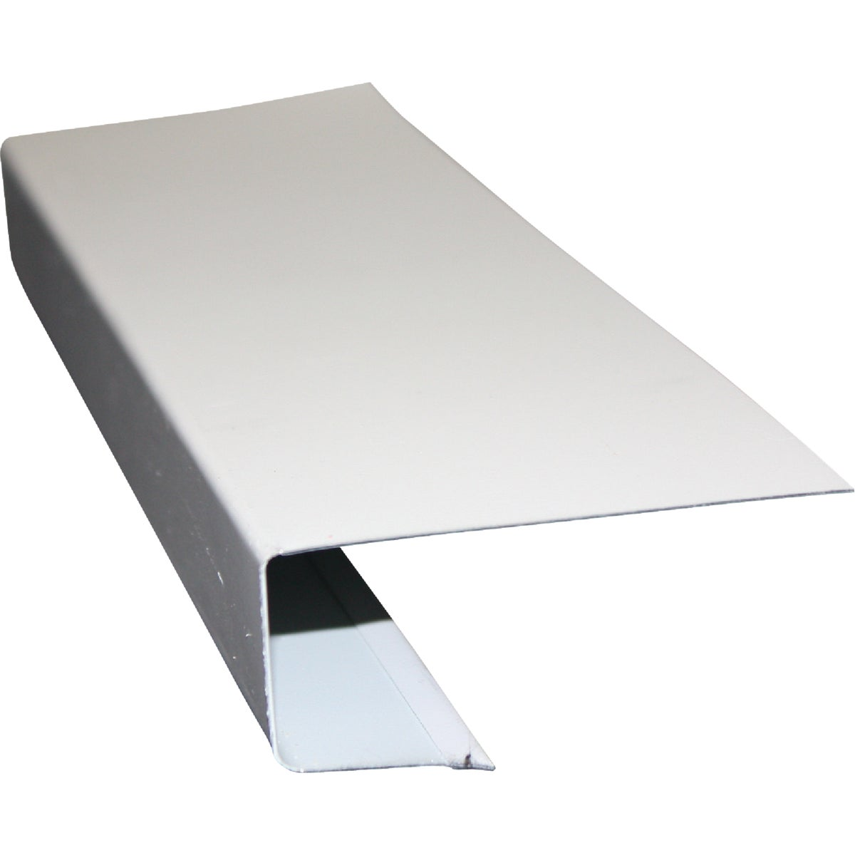 "5""STYLE C WHT ROOF EDGE - 32200-WH20 by Klauer Mfg Co"
