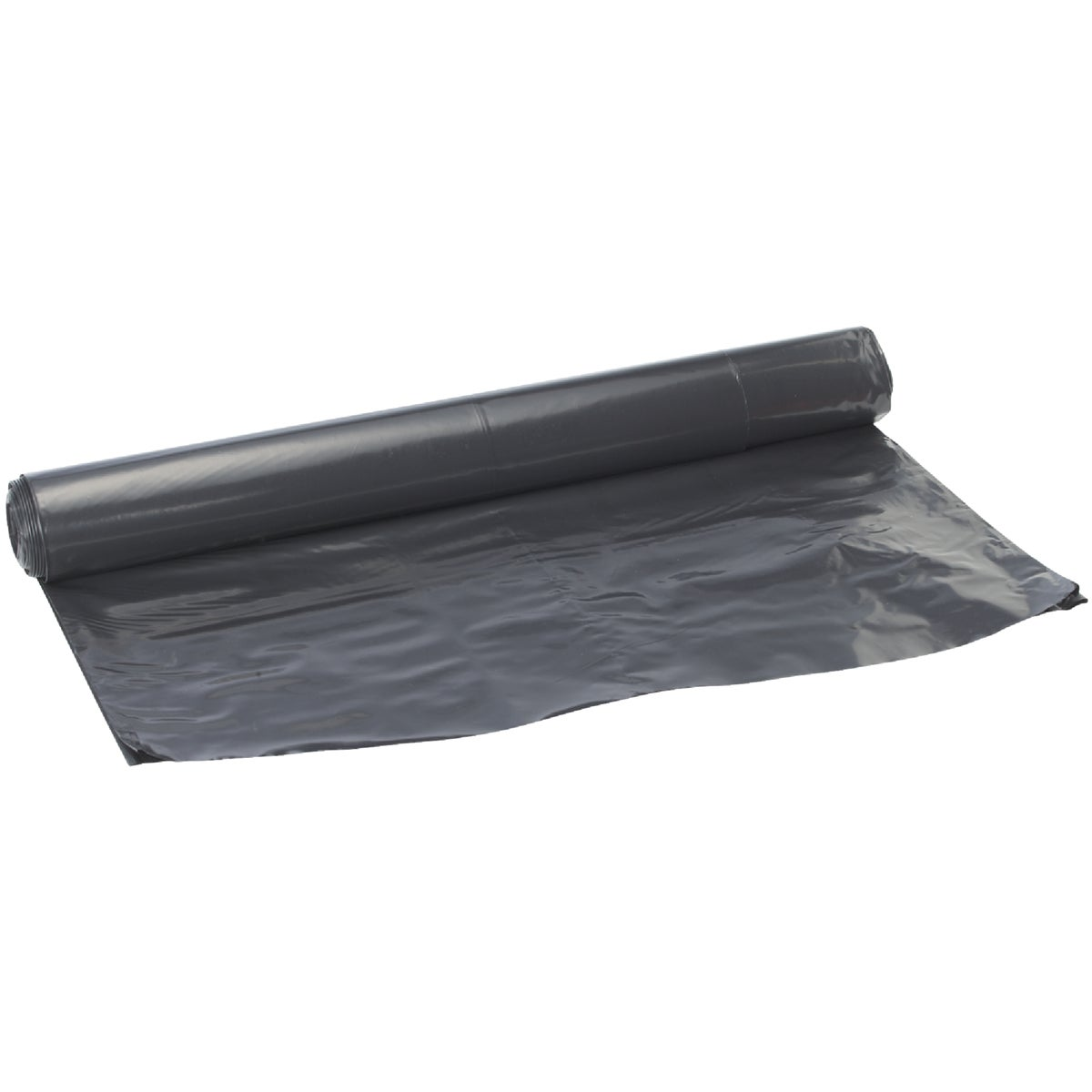 12X50 4MIL BLK POLY FILM - 625926 by Berry Plastics