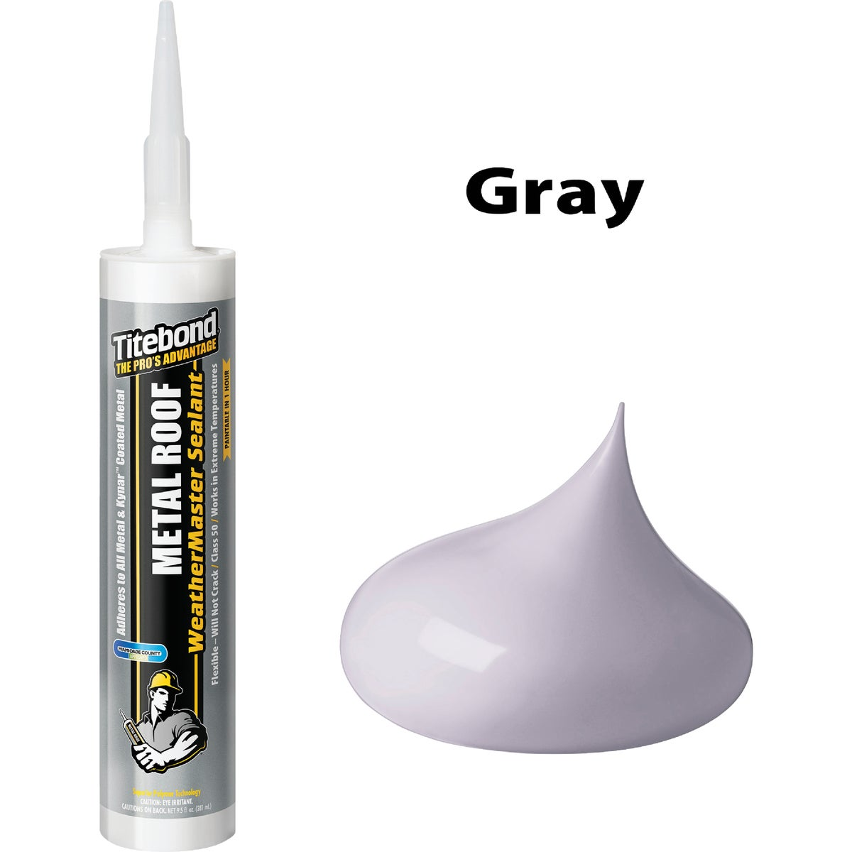 10OZ GRAY METAL SEALANT - 62401 by Franklin Interl