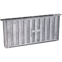 Air Vent Inc FOUNDATION VENT W/SLIDE 86159